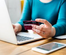 Credit Card Online Technology Shopping